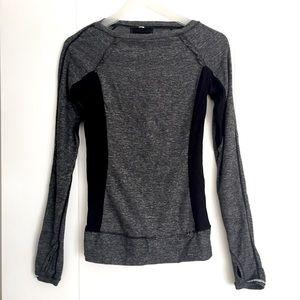 LULULEMON full tilt long sleeve shirt